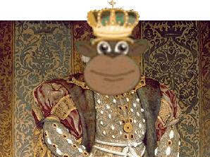 Resimli İngilizce Hikaye - Maymun Kral