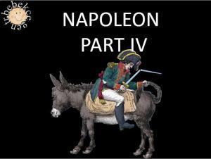 İngilizce resimli okuma parçası Napoleon Part IV