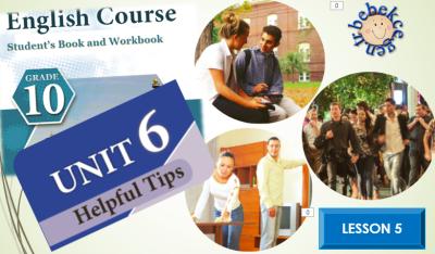 10. sınıf English Course