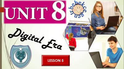 English Course 10. sınıf Unit 8 Lesson 5 Akıllı Tahta Sunumu